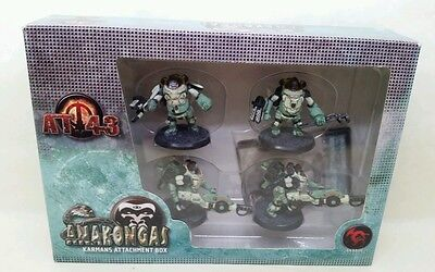 AT-43 Anakongas Karmans Attachment Box Rackham New OOP