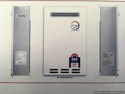 Chromagen Eternity Plus M20 20L NG Instantaneous Gas Hot Water Heater 6.5 stars