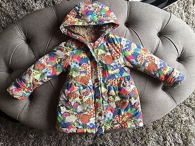 Girls Oilily Coat Age 2