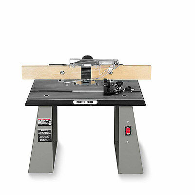 Porter Cable 698 Router Table