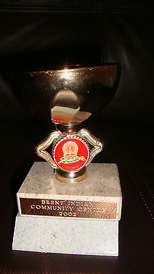 Brent Community Trophy 2002