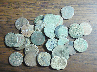 30 Unknown Ancient Coins