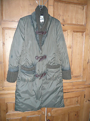 child padded coat age 14 used but pristine, stylish, warm , continental,lovely