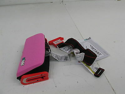 mifold MF01-US/PNK Grab-and-Go Car Booster Seat, Perfect Pink