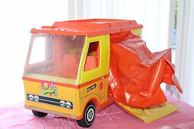 Vintage Barbie Country Camper