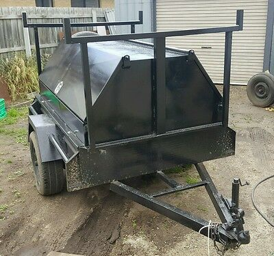Tradie trailer 6 x 4.