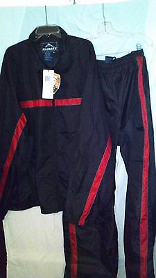 Mens 5XLarge CLIMATE CONCEPTS Polyester Sports/Leisure suit (Mesh Lining)