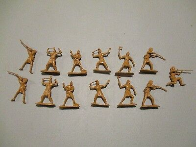 Barzso 1/32nd scale plastic Indians set