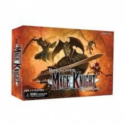 Mage Knight Board Game Brand New
