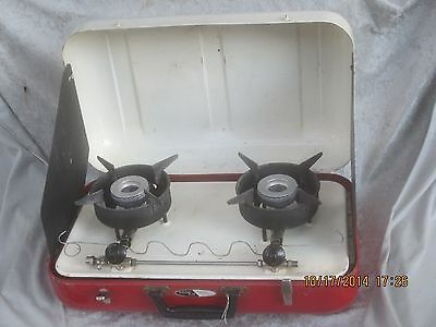 Camping Cook Stove Humphrey Products vintage/antique