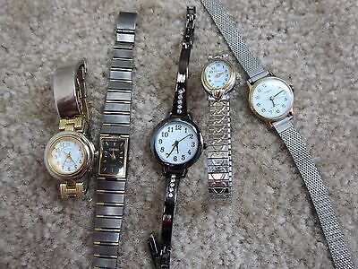 Vintage Mixed Watch Lot