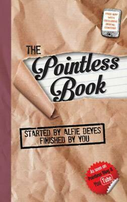 The pointless book by Alfie Deyes (Paperback)