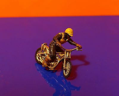 Britains Speedway Motorcycle And Rider