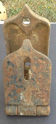 Antique Richards Wilcox Barn Door Hinge #0836&0837