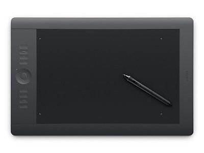 Intuos 5 Touch Large - Professional Pen Tablet - Wacom (As New Condition)