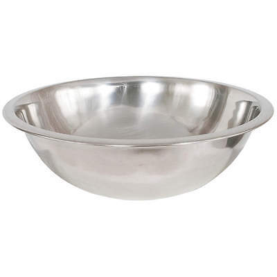 CRESTWARE 20 qt. Stainless Steel Mixing Bowl MB20