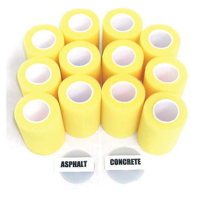 NEWSTRIPE Replacement Rollers,  12 PK,  4 In. 10000728