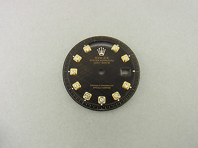 Rolex Day-Date Knick Dial Zifferblatt mit Diamanten Dial with Diamonds Ref 1803