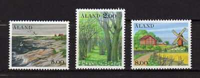13803) ALAND 1985 MNH** Country views
