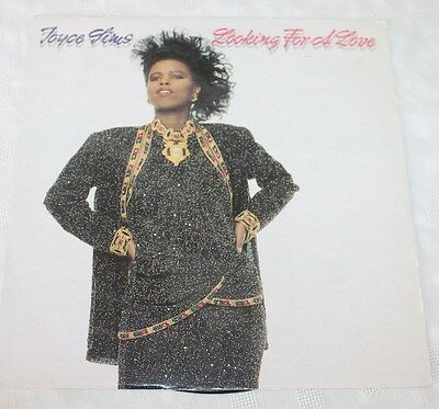 """JOYCE SIMS * LOOKING FOR A LOVE * Classic Soul Funk Boogie 12"""" Vinyl"""