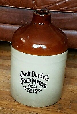 Jack Daniels Gold Medal Old No 7 Flagon LARGE