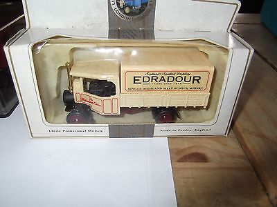 A Collection of five boxed Toy Model Vans