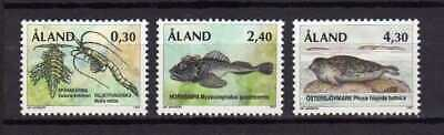 13841) ALAND 1997 MNH** Animals in glaciers