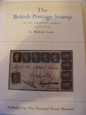 The British Postage Stamp Of The 19Th Century