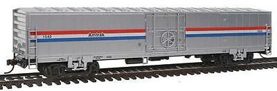 Walthers 920-11151 HO Amtrak 60' Thrall Material Handling Car MHC-2 - Ready To R