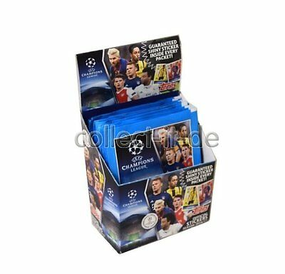 TOPPS Champions League 2016/17 Sticker - Display