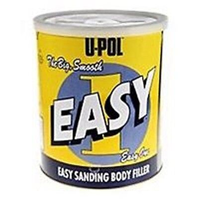 U-POL Easy One Sand Body Filler 3.5 Litres Large Tin