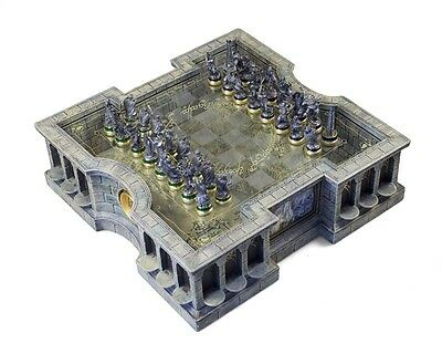 Lord Of The Rings Collectors Chess Set The Noble Collection Official New
