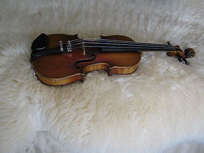 Aubrey Brain's violin c1880 very rare probably played by Dennis Brain
