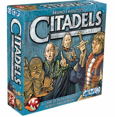 Citadels Classic - Strategy Card Game