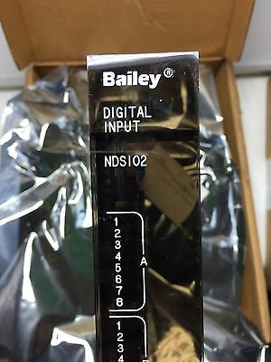 New Bailey Ndsi02 Digital Slave Network 90 5V-Dc 80Ma Input Module D464721