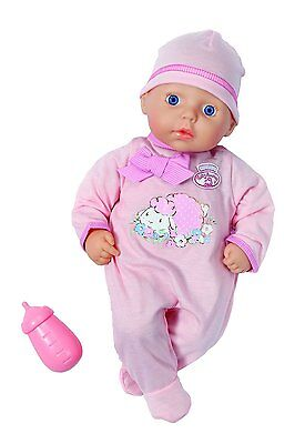 Baby Annabell My First 1st Baby Doll - With Bottle Zapf Creation