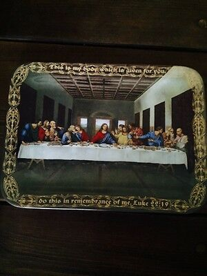 The Last Supper Bradford Exchange Limited Edition Plate