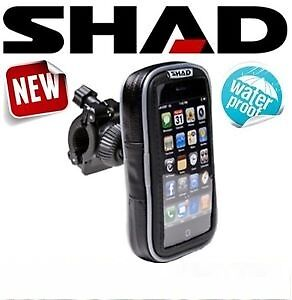 Motorcycle Smart Phone GPS Handlebar Holder Waterproof, Adjustable, Quality item