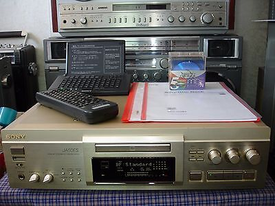 Sony MDS-JA50ES Super Rare Vintage 80s. Japan