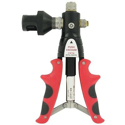 """Dwyer PCHP-1 600PSI Pneumatic Calibration Hand Pump with 1/8"""" & 1/4"""" BSP Ports"""