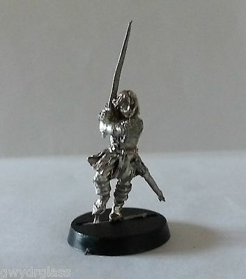 games workshop  Lord of the Rings aragorn helms deep version