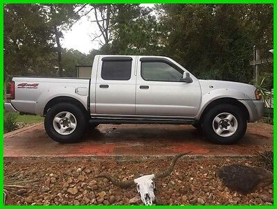 2001 Nissan Frontier SE 4dr 4WD Crew Cab SB 2001 SE 4dr 4WD Crew Cab SB Used 3.3L V6 12V Automatic 4WD