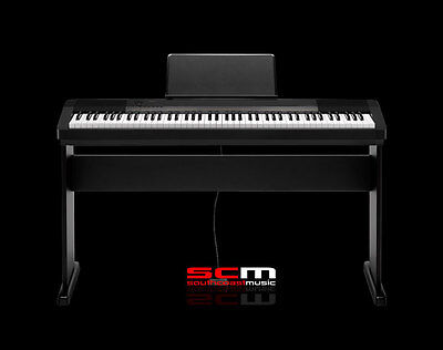 Casio Cdp130 + Matching Wooden Stand 88 Weighted Keys Digital Electronic Piano