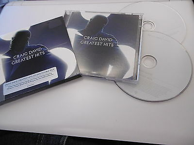 Craig David : Greatest Hits Cd + Dvd Album Fill Me In 7 Days What's Your Flava