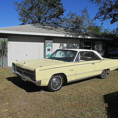 1967 Plymouth Fury STOCK 1967 PLYMOUTH
