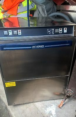commercial glass washer (under counter) 500x500 basket
