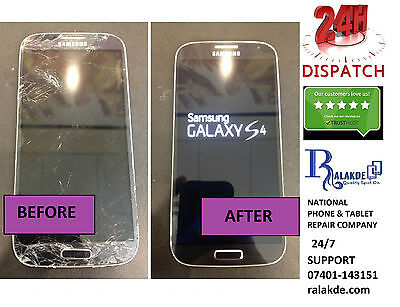 Samsung Galaxy S3 S4 Glass Replacement - 24 HOUR REPAIR SERVICE