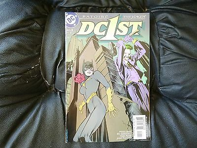 DC 1st Batgirl and the Joker # 1 and only issue n/m around 40 pages