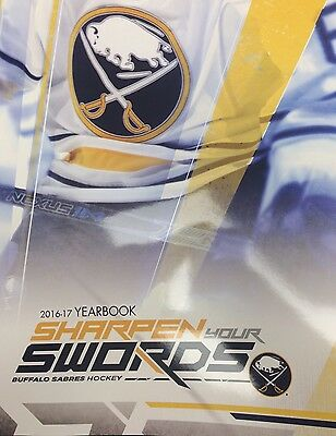 2016 Buffalo Sabres Yearbook