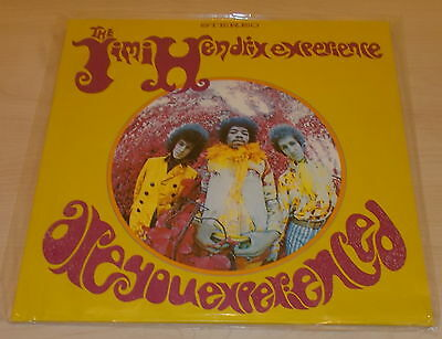 The Jimi Hendrix Experience-Are You Experienced-Usa Stereo-2014-Vinyl Lp-New